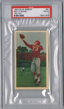1954 Blue Ribbon Tea Football Card Red O'Quinn Montreal Alouettes Graded PSA 2