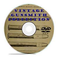 74 Classic Antique Gun Repair Educational Guides CD DVD, Modern Gunsmith V19