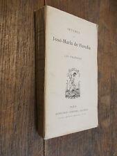 Oeuvres de José-Maria de Heredia Les trophées  / Alphonde Lemerre éditeur