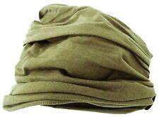 ARMY HEADOVER olive neck warmer head snood balaclava Mountain survival hike hat