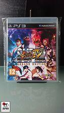 "SUPER STREET FIGHTER IV (4) ""ARCADE ÉDITION"" - PS3 PAL FR - ETAT ULTRA MINT +++"