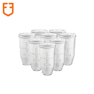 NEW ZeroWater Zero Water ZR-008 Replacement Water Filter Cartridges 8 Pack Lot