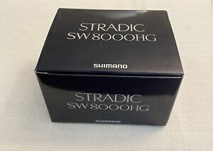 Shimano Stradic SW 8000HG