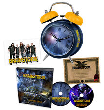 BRAINSTORM - Midnight Ghost - Boxset - 884860230322