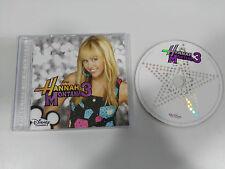HANNAH MONTANA 3 CD DISNEY CHANNEL MILEY CYRUS EU EDITION 2009