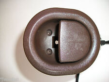 BROWN OVAL RECLINER RELEASE HANDLE WITH CABLE ALSO FOR CHAIR AND SOFA - ASHLEY