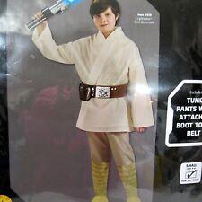 Star Wars Luke Skywalker Costume Cosplay Child SIze 4 to 6 Three Piece Rubies