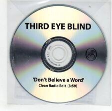 (GJ312) Third Eye Blind, Don't Believe A Word - 2010 DJ CD