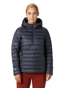 NWT Mountain Hardwear Rhea Ridge Pullover Down Jacket Women's Large