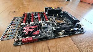 ASRock X79 Fatal1ty Professional Socket LGA2011 DDR3 ATX Motherboard