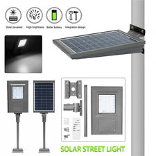 20W LED Solar Light Road Street Wall Lamp 2835SMD Outdoor Path Waterproof Remote