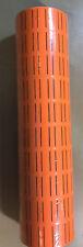 10 Rolls / 5000 Tags Orange Labels for Motex Mx-5500 L5500 Mx989 Price Gun $30