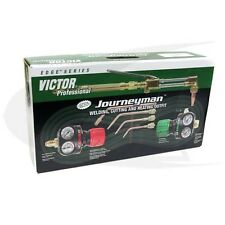 Victor® Journeyman Oxy-Acetylene Welding Torch Standard Pack - Regulator 540/300