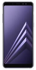 Téléphones mobiles gris Samsung Galaxy A8 wi-fi
