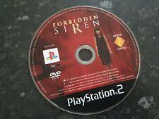 Forbidden Siren for Sony PS2