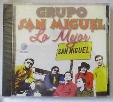 "GRUPO SAN MIGUEL ""LO MEJOR"" CD - BRAND NEW"