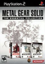 Metal Gear Solid: The Essential Collection - Playstation 2 Game Complete