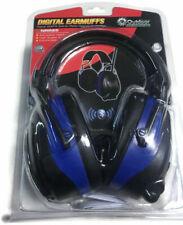 AM FM Radio Bluetooth Earmuffs Headphones with MP3 IPOD Port (NOTICE READ)