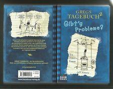 GREGS TAGEBUCH, Band 2, Gibt´s Probleme? Jeff Kinney, Comic-Roman, Taschenbuch