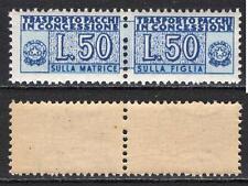 #564 - Repubblica - 50 lire pacchi in concessione, 1953 - Nuovo (** MNH)
