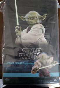 Hot Toys Clone Wars Yoda MMS495