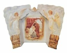 Victorian Turn Of The Century Christmas Card Nativity Pop-Up Greeting  #Pop106