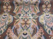 Telas y tejidos color principal marrón 100% algodón para costura y mercería