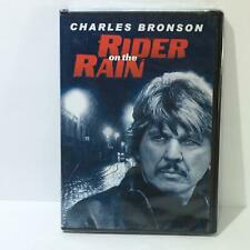Rider on the Train Charles Bronson DVD NEW Factory Sealed