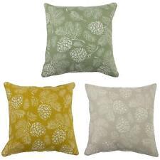 "Woodland Cushion Covers Irwin Cojines De Impresión Botánica Cubierta 18"" X 18"" por Furn."