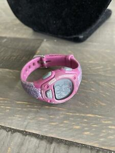 Timex Women's Ironman Classic 30 Purple Sports Watch TW5M07500
