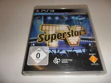 PlayStation 3  PS 3  TV Super Stars (Move erforderlich)