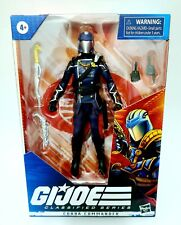 New Hasbro G.I. Joe Classified COBRA COMMANDER 06 MISB!