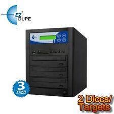 Multimedia Duplicator 2 Target, backup data from DVD/CD/SD/CF/MS/MMC/USB to disc
