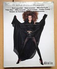 Purple Fashion Magazine 12 F/W 2009,Freja Beha,Terry Richardson,Milla Jovovich