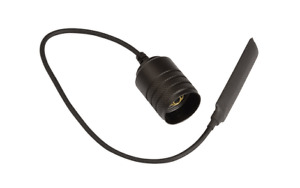 Ledwave remote switch 18650 /cr123a battery torches military tactical flashlight