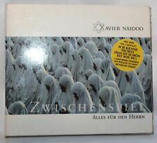Zwischenspiel/Alles für den Herrn by Xavier Naidoo 2 CDs Sep-2003, VVGC