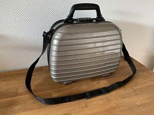 Rimowa Salsa Hartschale Beauty Case Trolley Koffer Reisegepäck Kosmetikkoffer
