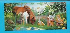 Mnh 1996 Australia Pets Mini Souvenir Sheet - Wb-11