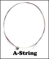"Viola String Steel A-1 String for Student Viola in 15"", 15.5"", 16"", 16.5"""