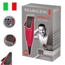 Remington Tagliacapelli Professionale Lama in Acciaio 9 Accessori per il Taglio