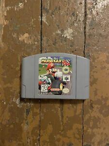 Mario Kart 64 Nintendo 64 Game Authentic N64 Cartridge