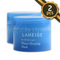 LANEIGE  Water Sleeping Mask Pack 15ml x 2pcs (30ml) Firming Soothing