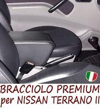 Bracciolo Premium per NISSAN TERRANO II - MADE IN ITALY appoggiagomito-armrest-@