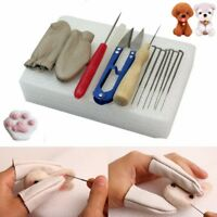 Felting Needles Starter Kit Wool Felt Tool DIY Craft Mat + Needles + Accessories