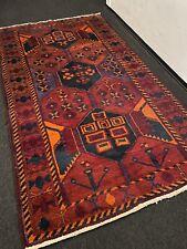 Wunderschöne Handgeknüpfte Afsar Perserteppich Oreint Carpet Afser 244X141 cm
