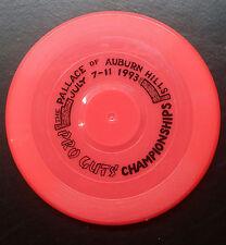Wham-O 1993 Pro Guts Championships at Auburn Hills, Michigan Guts Frisbee/Disc