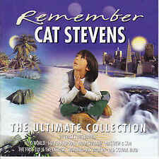 Cat Stevens ‎–  Remember (The Ultimate Collection) CD