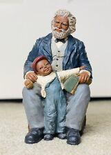 "All Gods Children ""Frederick Douglass"" Martha Holcombe 8.5"" Tall Figurine #3"