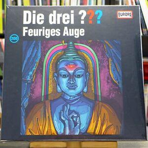 Die Drei ??? Feuriges Auge (200) / 6LP (19075 87825 1) limited box