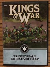 Kings Of War, 2nd Edition: Trident Realm Riverguard